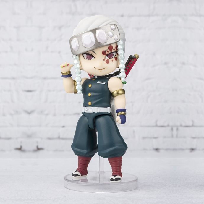 Demon Slayer Tenjen Uzui - Figuarts Mini Bandai