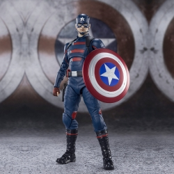 S.H.Figuarts Captain America (The Falcon and the Winter Soldier) Marvel