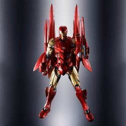 Marvel - Iron Man Tech-on Avengers - S.H.Figuarts