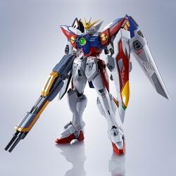 Gundam - Side MS Wing Gundam Zero - Metal Robot Spirits
