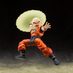Dragon Ball Z Krilin -EARTH'S STRONGEST MAN- S.H.Figuarts
