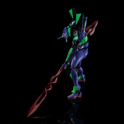 Evangelion - Multipurpose Humanoid Decisive Weapon EVA Test Type-01 -SPEAR OF CASSIUS- (Renewal Color Edition) - Dynaction