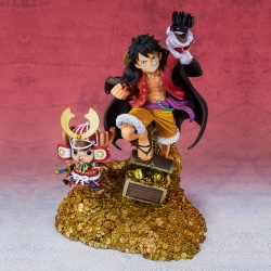 One Piece - Monkey.D.Luffy WT100 Daikaizoku Hyakkei - Figuarts Zero