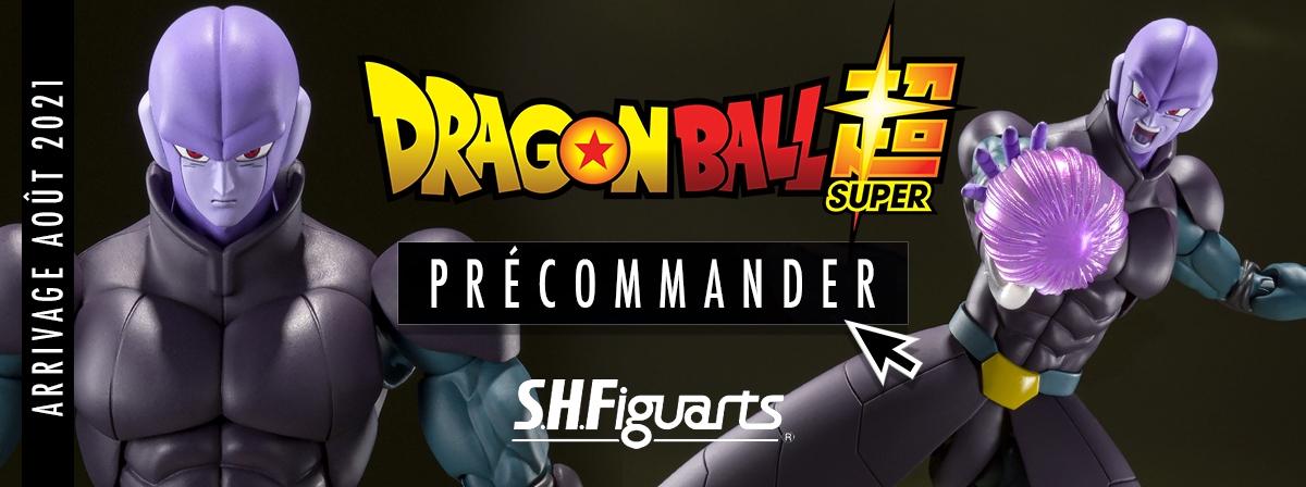 Voici la nouvelle S.H.Figuarts tirée de Dragon Ball Super : HIT, l'assassin vieux de 1000 ans de l'Univers 6.